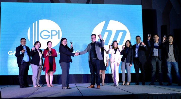 GPI & HP Partnership Launch