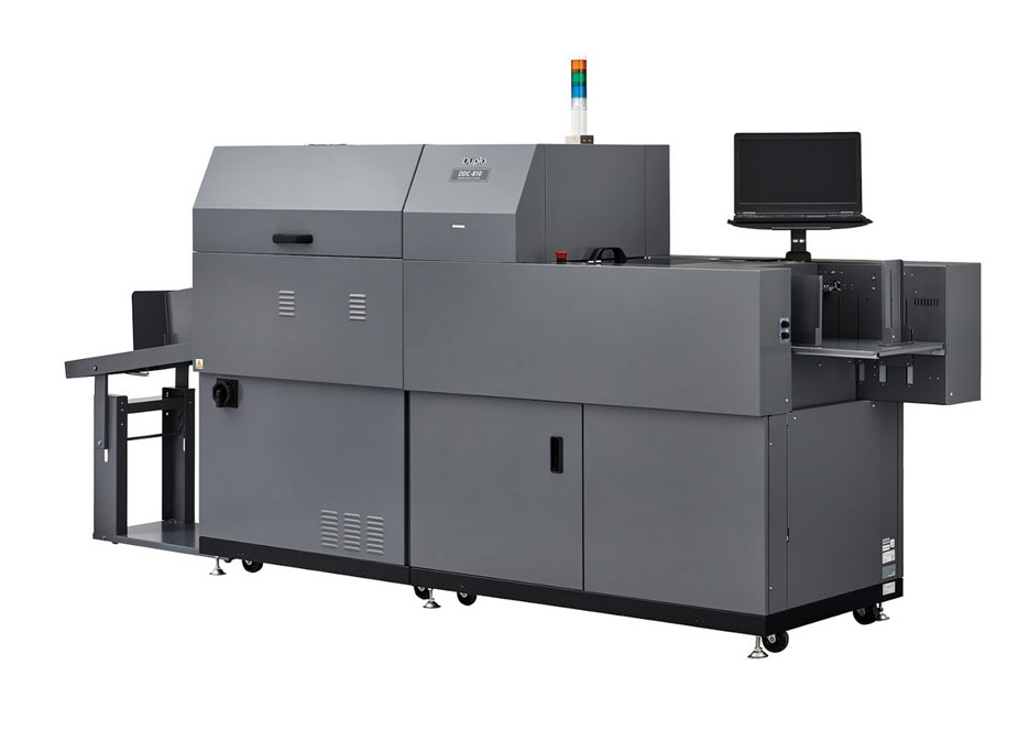 Duplo DDC-810 (Digital Spot UV Coater)