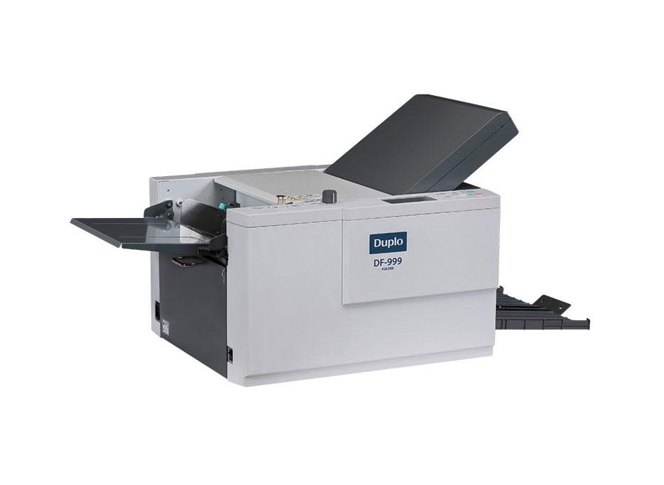 Duplo DF-999 (Friction Type Folding Machine)