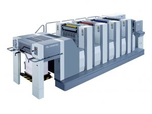 OLIVER 66SD SERIES Offset-Press