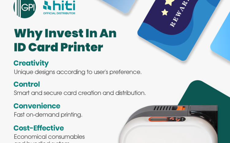 HiTi Card Printer Promo Ends October