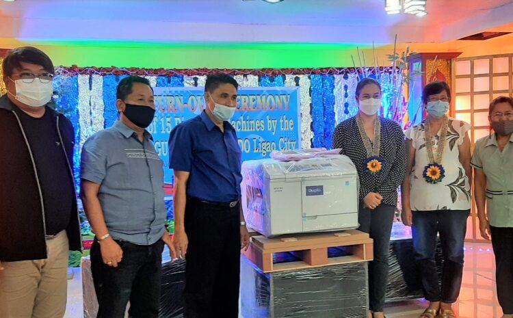 GAKKEN (Philippines), INC. delivers multiple Duplo units to Ligao City, Albay